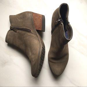 Blondo Waterproof Leather Ankle Booties 7 M $150